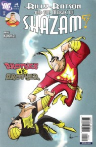 Billy Batson and the Magic of Shazam! 2008 - 2010 #4