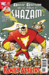 Billy Batson and the Magic of Shazam! 2008 - 2010 #5