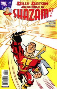 Billy Batson and the Magic of Shazam! 2008 - 2010 #6