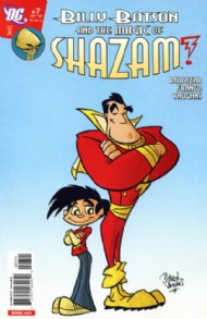 Billy Batson and the Magic of Shazam! 2008 - 2010 #7
