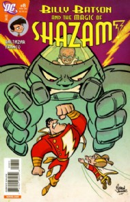 Billy Batson and the Magic of Shazam! 2008 - 2010 #8