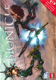 Bionicle: Glatorian 2009 - 2010 #1
