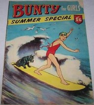 Bunty for Girls Summer Special  #1964