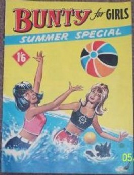 Bunty for Girls Summer Special #1967