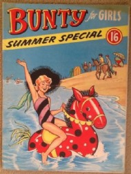 Bunty for Girls Summer Special  #1968