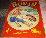 Bunty for Girls Summer Special  #1984