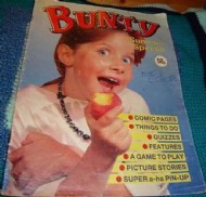 Bunty for Girls Summer Special  #1985