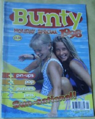 Bunty for Girls Summer Special  #1998