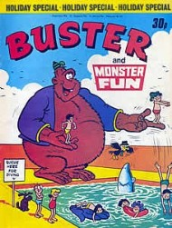 Buster and Monster Fun Holiday Special  #1977