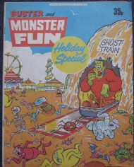 Buster and Monster Fun Holiday Special  #1978