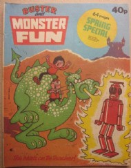 Buster and Monster Fun Holiday Special  #1979