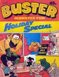 Buster and Monster Fun Holiday Special  #1981