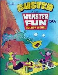 Buster and Monster Fun Holiday Special  #1982