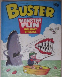 Buster and Monster Fun Holiday Special #1983