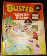 Buster and Monster Fun Holiday Special  #1985