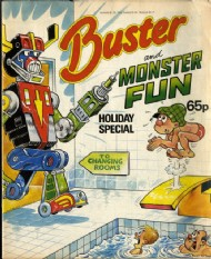 Buster and Monster Fun Holiday Special  #1986