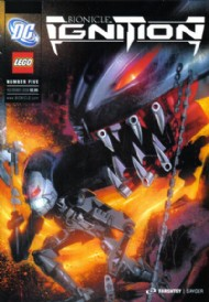 Bionicle: Ignition 2006 - 2007 #5