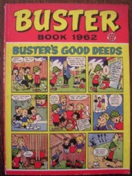 Buster Book  #1962