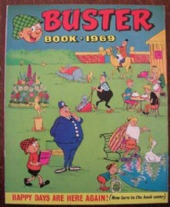 Buster Book  #1969