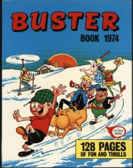 Buster Book  #1974