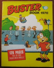 Buster Book  #1976