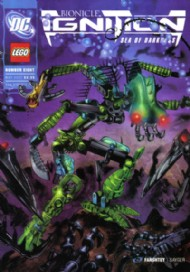 Bionicle: Ignition 2006 - 2007 #8