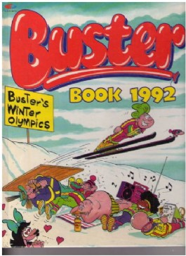Buster Book #1992