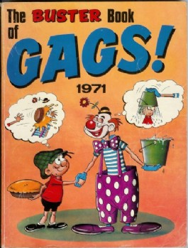 Buster Book of Gags #1971