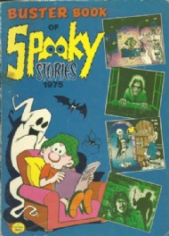 Buster Book of Spooky Stories  #1975