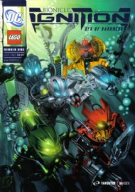 Bionicle: Ignition 2006 - 2007 #9