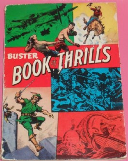 Buster Book of Thrills #1962