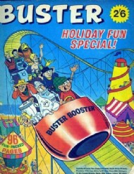 Buster Holiday Special  #1969