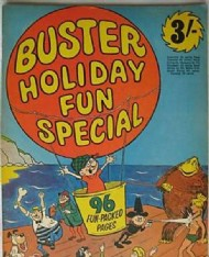 Buster Holiday Special  #1970