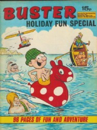 Buster Holiday Special  #1972