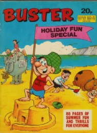 Buster Holiday Special  #1974