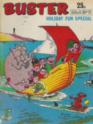 Buster Holiday Special  #1975