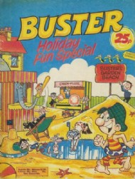 Buster Holiday Special  #1976