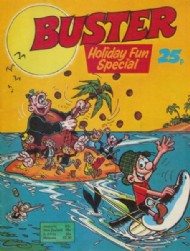Buster Holiday Special  #1977