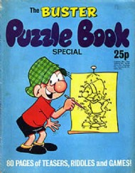 Buster Puzzle Book Summer Special  #1975