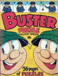 Buster Puzzle Book Summer Special  #1984