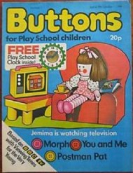 Buttons 1981 - #1