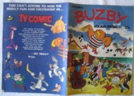 Buzby Holiday Special  #1979