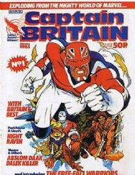 Captain Britain Monthly 1985 - 1986 #1