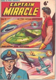 Captain Miracle 1960 - 1961 #5