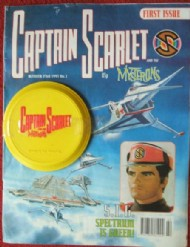 Captain Scarlet and the Mysterons 1993 - 1994 #1