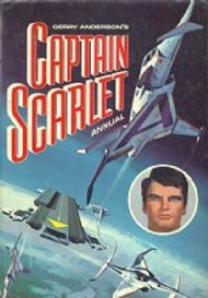 Captain Scarlet Annual  #1968
