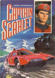 Captain Scarlet Annual  #1969