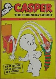 Casper the Friendly Ghost 1973 - #1