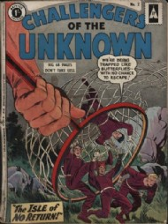Challengers of the Unknown 1958 - 1978 #2