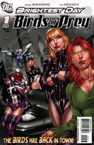 Birds of Prey (2nd Series) 2010 - 2011 #1